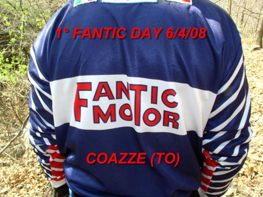 FANTIC DAY