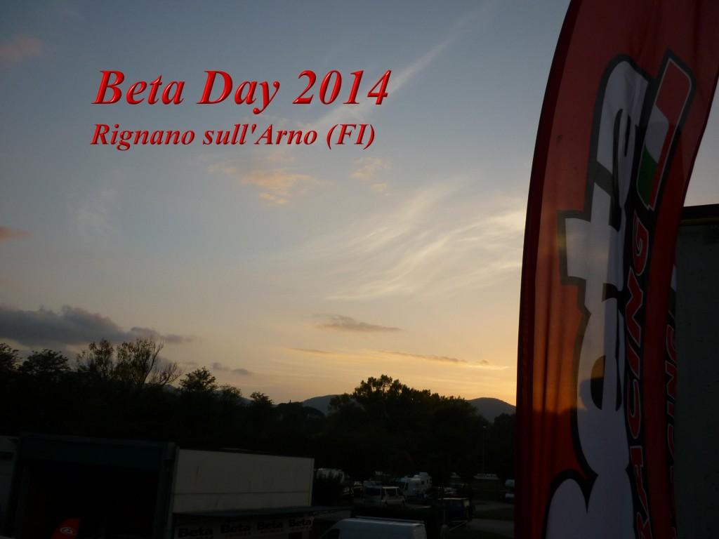beta day