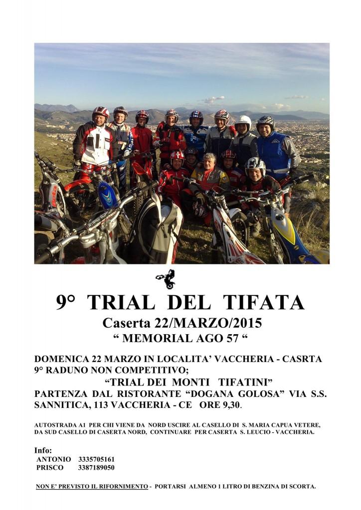 TRIAL TIFATA 2015