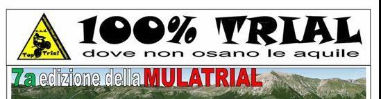 100 % TRIAL  ACQUASANTA TERME (AP) … 01/10/2017