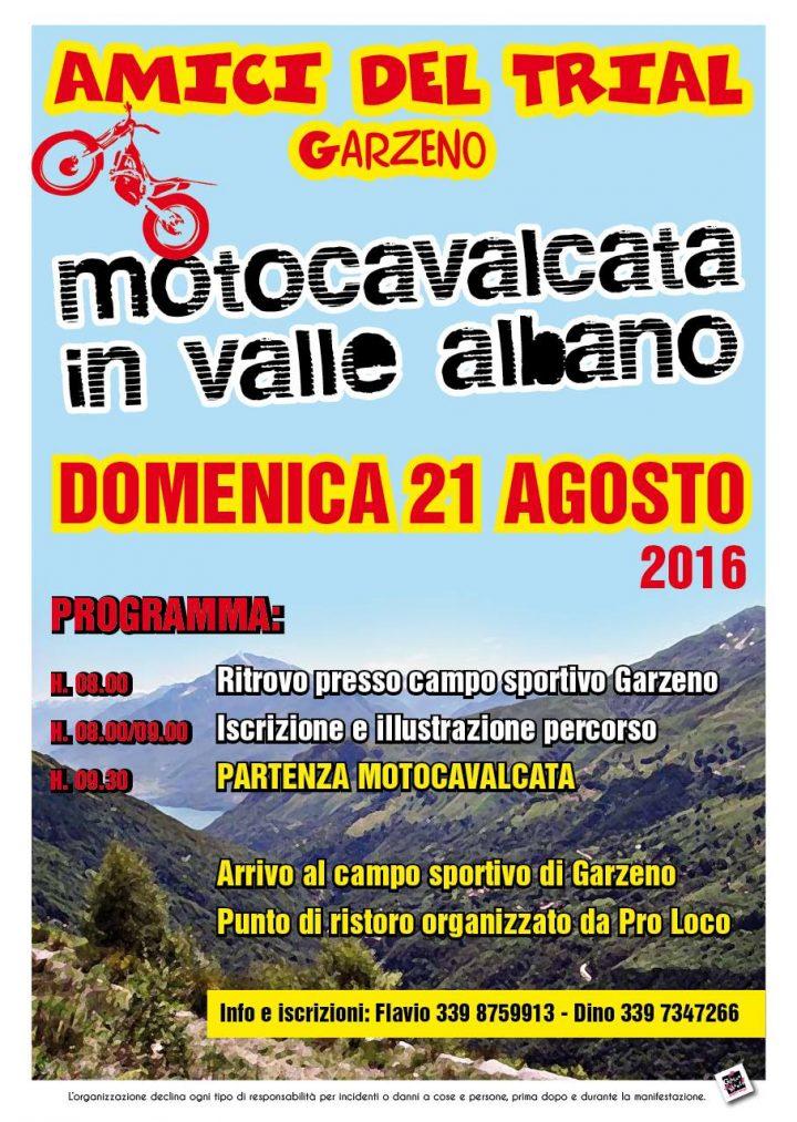 2016 CAVALCATA COLLE ALBANO