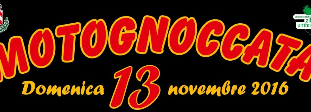 MOTOGNOCCATA 2016 …. 13/11