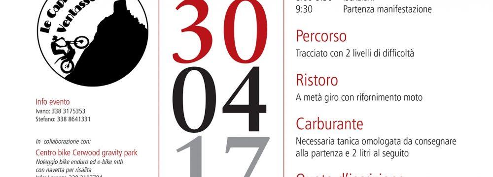 MULATRIAL DELLE CAPRE CERVAREZZA TERME (RE) ….30-04-2017