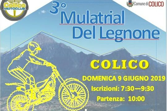 MULATRIAL DEL LEGNONE …. COLICO 09/06/2019