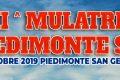 VIII MULATRIAL PIEDIMONTE SG ......... 13/10/2019