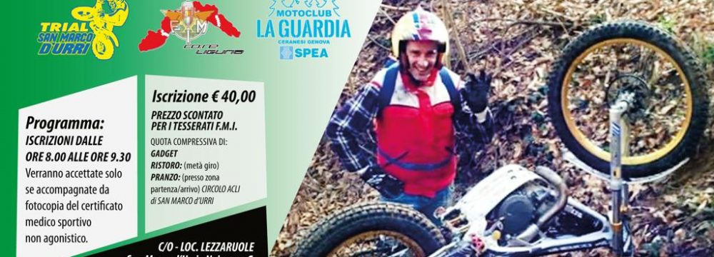 MULATRIAL SAN MARCO D'URRI (GE) 16-6-2019