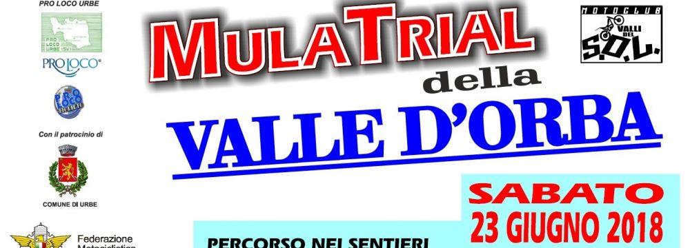 1^ MULATRIAL VALLE ORBA ……. URBE (SV)